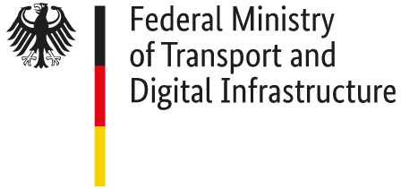 Logo of the Federal Ministry of Transport and Digital Infrastructure